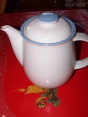 Porzellan-Kaffee- Teekanne Arzberg 62