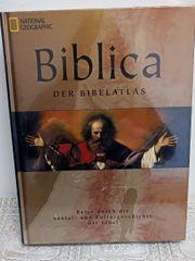 Atlas Buch Biblica Bibelatlas Jesus