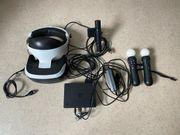 PlayStation VR Set siehe Abbildung