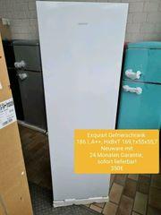 Exquisit Kühlschrank 186 l Neuware