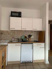 kleine Einbauküche Singleküche