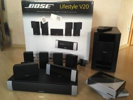 BOSE Lifestyle V20 Dolby Surround 5.1