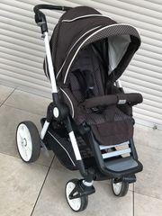 Kinderwagen Buggy Teutonia