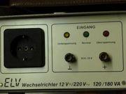 Wechselrichter 12 V - 220 V