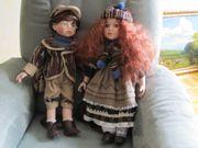 Puppenpaar Mädchen und Junge 53