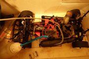 Racing Car GX1 4WD Benziner