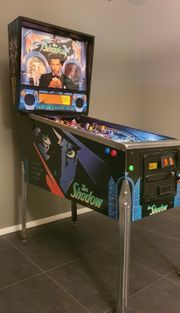 Flipperautomat Bally Williams Shadow Pinball