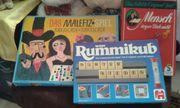 Gesellschaftsspiele und Puzzles