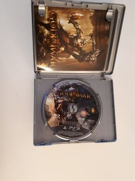 PlayStation 3 - God of War 3 Bluray