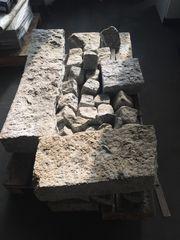 Granitsteine Randsteine