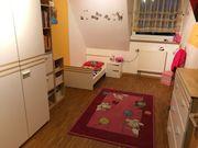 Kinderzimmer Babyzimmer umbaubar mit Wickelkommode