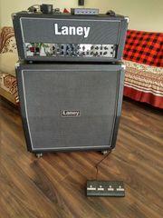 Laney VH100R Halfstack MIDI