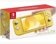 Nintendo Switch Lite GELB 2x