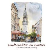 Kunst Kalender Bautzen 2022 Aquarelle