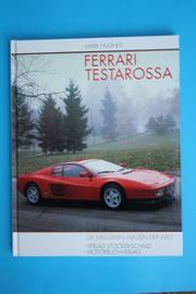 Ferrari Testarossa - Die Exklusiven Wagen
