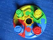 Kunststoff Puzzle Steckspiel