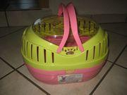 Transportbox für Nager und Kleintiere
