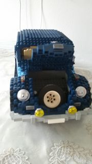 Verkaufe Lego VW Käfer 10187