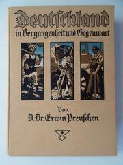 Preuschen Erwin Deutschland in Vergangenheit
