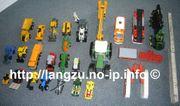 Verschiedene Spielzeuge Siku Mattel Sonstige