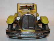 Günthermann Limousine mit Rollverdeck 1930