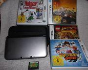 Nintendo 3DS XL Konsole Silber