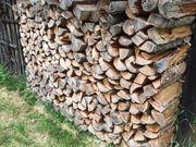 Brennholz Fichte Meterstücke 3 Ster