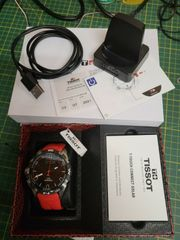 Tissot T-Touch Connect Solar Touch