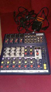 Soundcraft notepad 124 fx 124FX