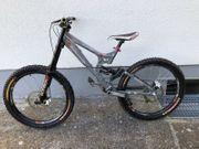 Rocky Mountain Downhill Bike