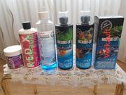 Wasserpflege Meerwasser