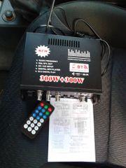 Mini Radio Verstärker - neuwertig