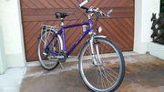 28er Trekking Fahrrad Alurahmen 27