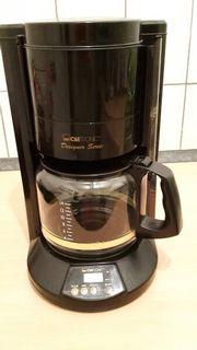 Kaffeemaschine Clatronic mit Timer