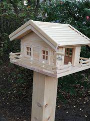 Vogelhaus Futterhaus Vogelfutterhaus