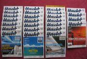 Yacht-Zeitschriften Jahrgang 2015