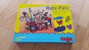 HABA Spiel Ratz-Fatz