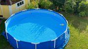 Intex Metal Frame Pool 366