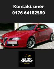 Alfa Romeo zu vermieten Mietwagen