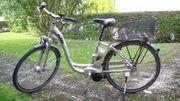 Original KTM City E-Bike Tiefeinsteiger
