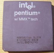 Prozessor Pentium f Sammler - Intel