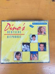 Dinos Deutsche Hitparade CDs