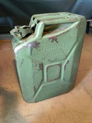 Benzinkanister 20 Liter Metall