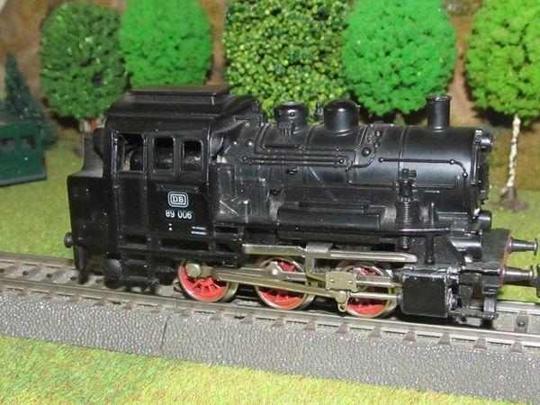 Märklin 3000 BR89 H0 Tenderlokomotive