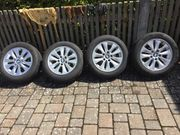 4 x original BMW Alufelgen