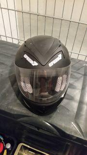 Motorradhelm Gr S von Speed7