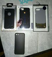 IPHONE 7 8- SCHUTZHÜLLE CASES