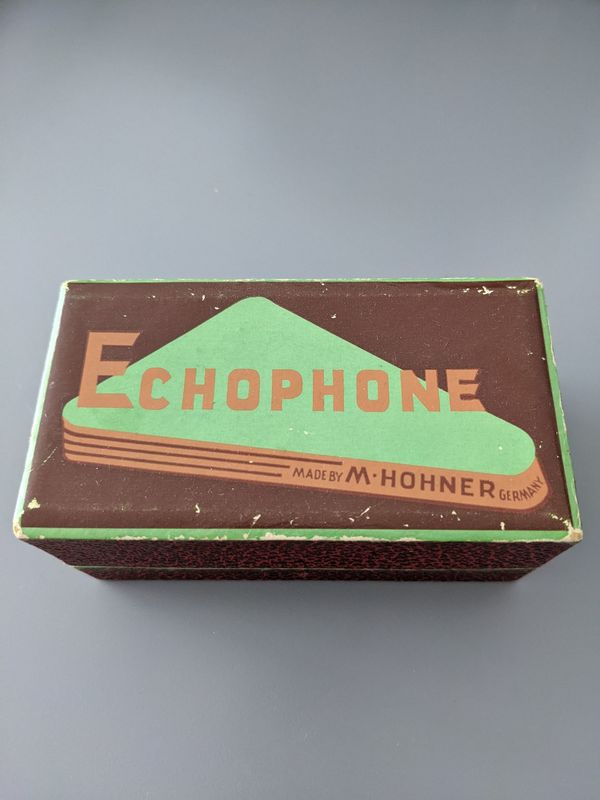 HOHNER Echophone Made in Germany