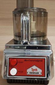 Ipoh Cuisilux Metallblock Küchenmaschine Behälter