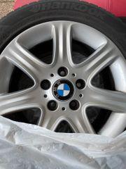 BMW Hankook Allwetterreifen Alufelgen 205